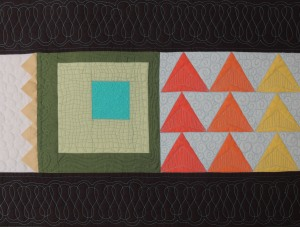 Fields of Quilted Dreams by Mel Beach